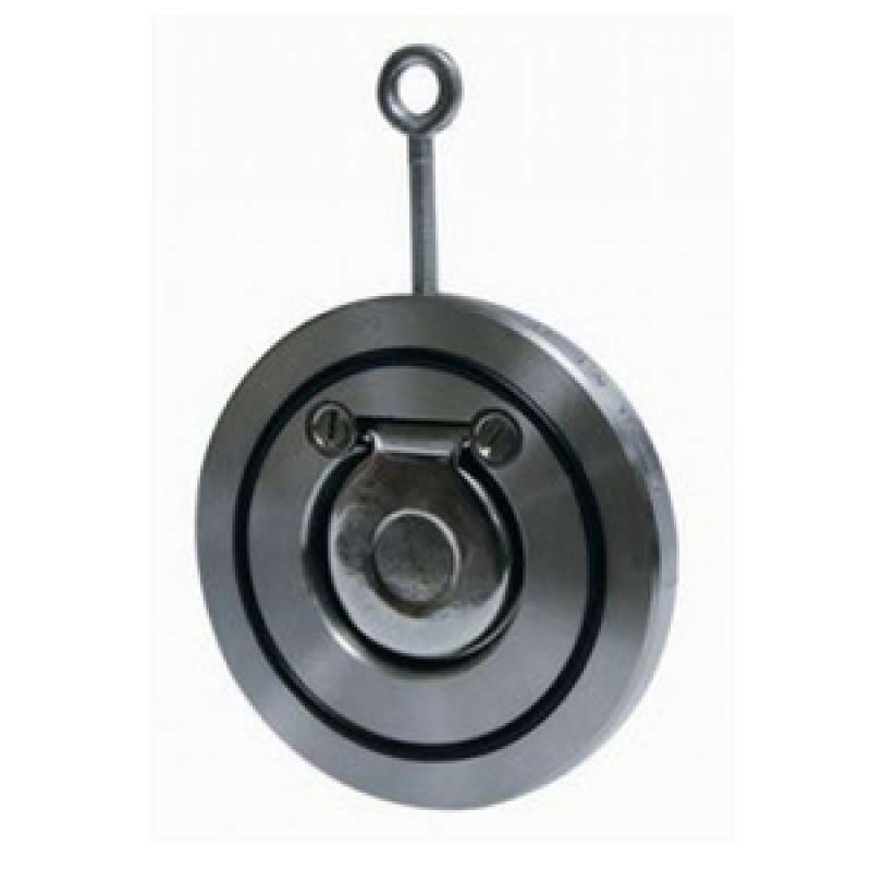 Клапан обратный дисковый 150*16 (ду150 ру16)