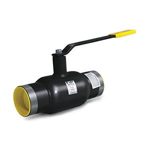 Кран шаровый   LD под приварку (сварку) ду15 ру40 КШЦП 015/015.040.02 стальной ст. 20
