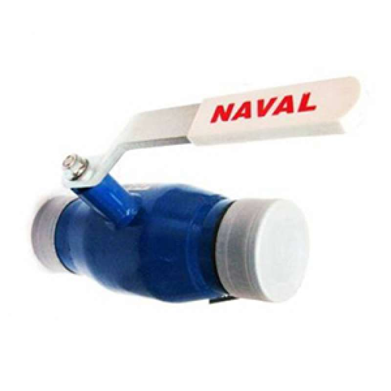 Кран шаровый   Naval под приварку (сварку) ду32 ру40 264407 стальной ст. 20