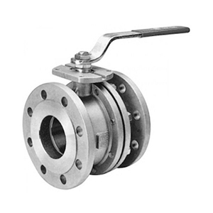 Кран шаровый   PEKOS P06 фланцевый ду15 ру40 P06 стальной ст. 20