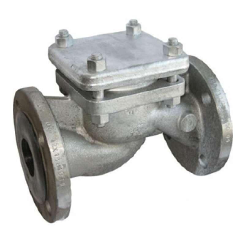 Клапан обратный 16с10п (16с10нж) 80*40 (ду80 ру40)