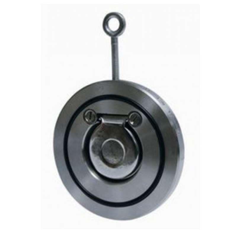 Клапан обратный дисковый 50*16 (ду50 ру16) купить по оптовой цене Цене завода в Новосибирске