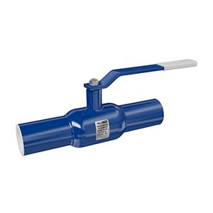 Кран шаровый   Also под приварку (сварку) ду40 ру16 КШПП 040.16-01 стальной ст. 20
