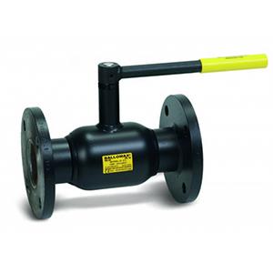 Кран шаровый   Broen Ballomax фланцевый ду15 ру40 КШТ 60.103.015 стальной ст. 20