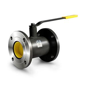 Кран шаровый   LD фланцевый ду15 ру40 КШЦФ 015/015.040.02 стальной ст. 20